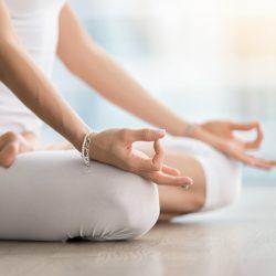 Yin Yoga mit Gastyogalehrerin Christine