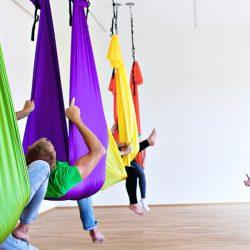 Neue Aerial Yoga Termine HIER