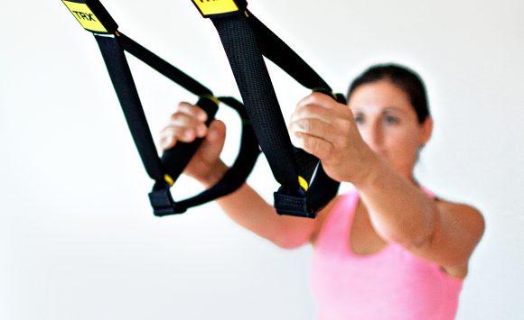 TRX® Suspension HomeTraining | fester Kurs online 5 Einheiten
