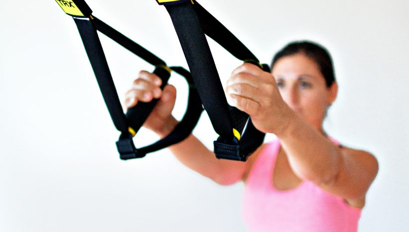 TRX® Suspension HomeTraining | fester Kurs online 5 Einheiten