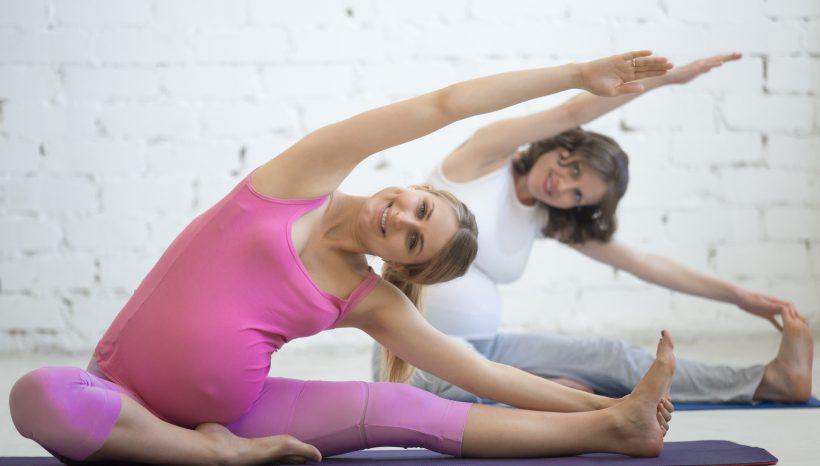 MamaWorkout® – Kursprogramm für Schwangere und junge Mütter