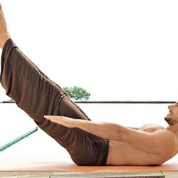 Pilates für (echte) Kerle am Männer-Montag