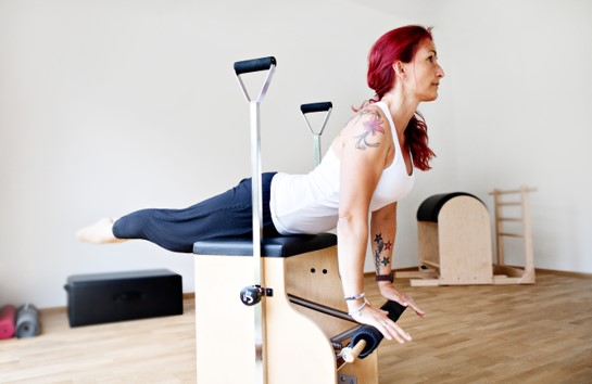 Pilates Studiogeräte Training individuell & effizient