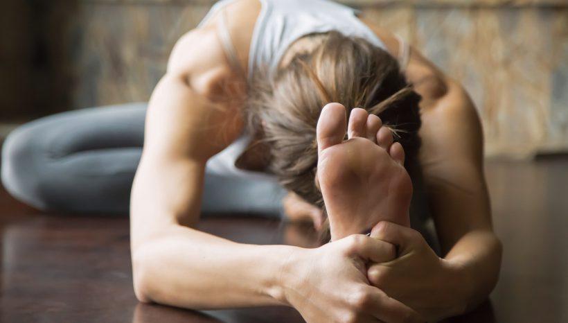 Yin Yoga mit unserem Gast Christine Burkert 19. Jan & 1. März