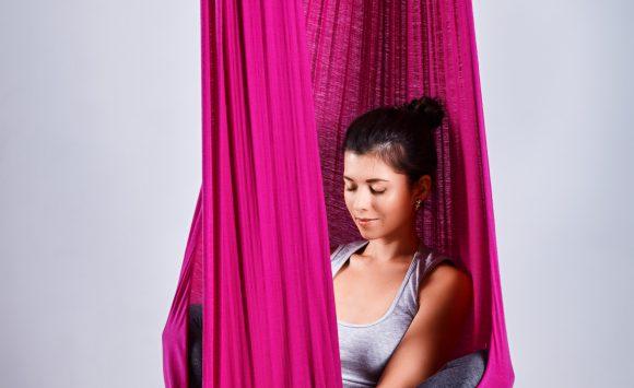 Aerial Yoga ~ stretch & relax ~ 120 min Workshop
