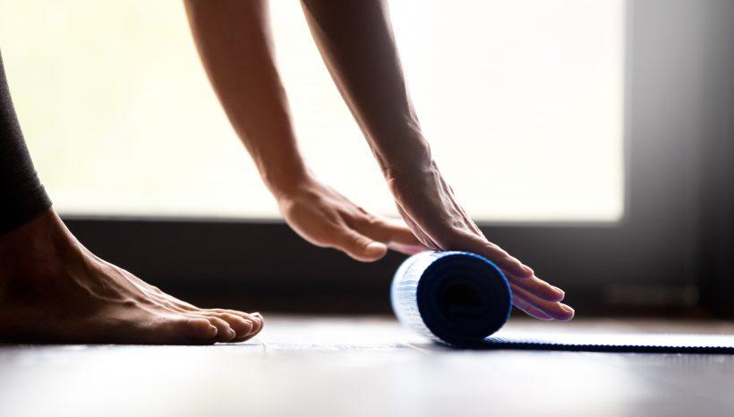 Vinyasa Yoga jetzt auch montags 16:45 Uhr