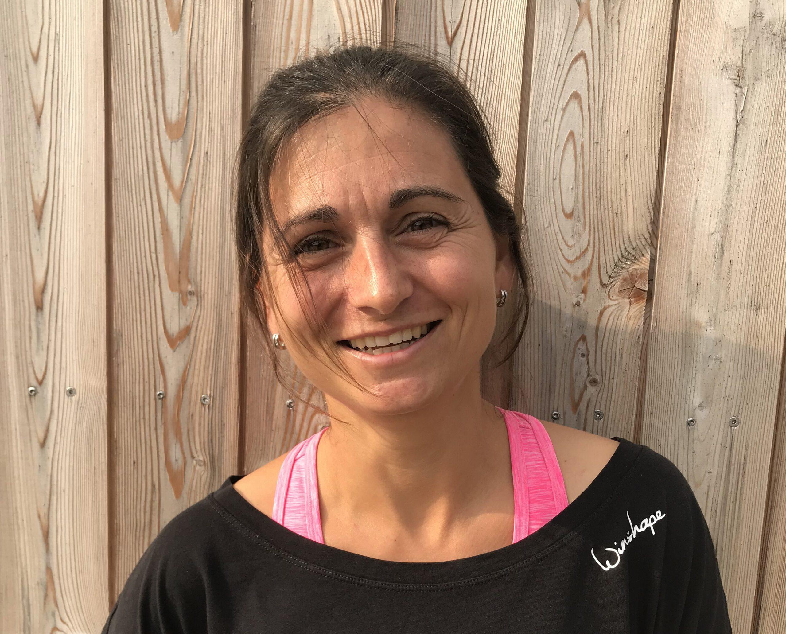 Pilates Mattentraining für junge Mamis nach der Rückbildung