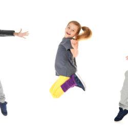 """Jumping Kids und neue Gruppe """"LITTLE JUMPERS"""""""