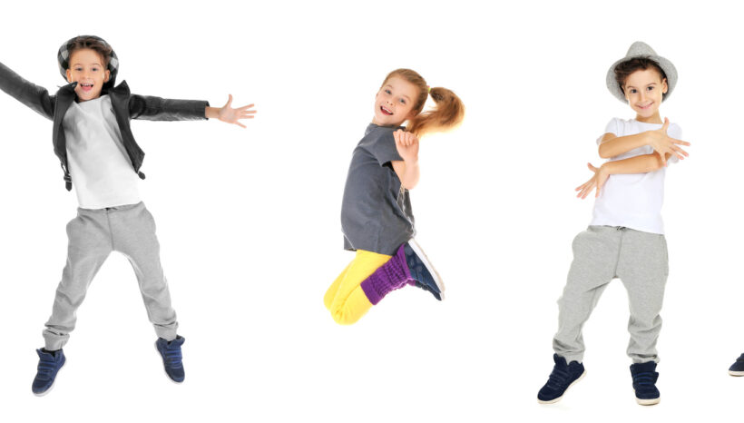 "Jumping Kids und neue Gruppe ""LITTLE JUMPERS"""