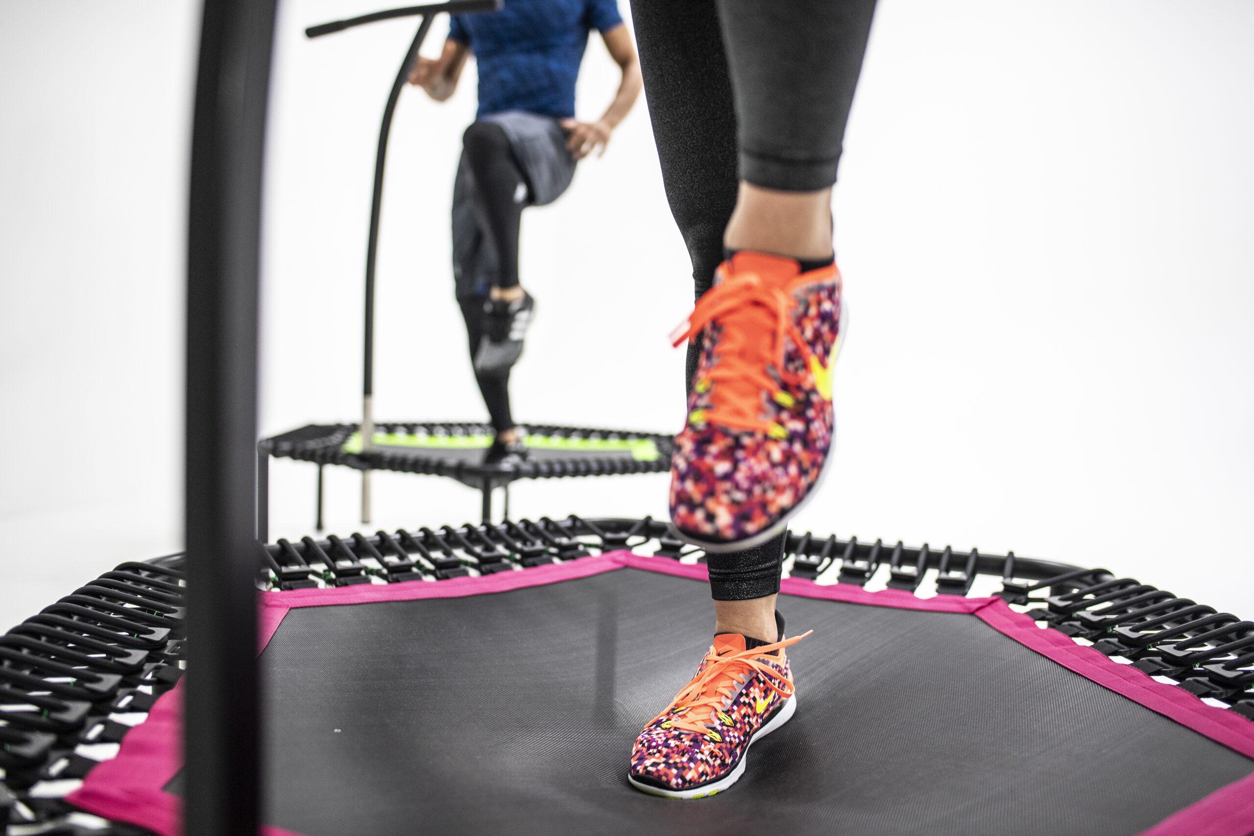 Jumping Fitness dienstags 17 Uhr mit Svenja