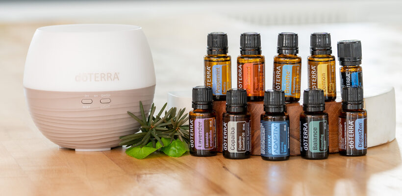 Ätherische Öle für deine Gesundheit und dein Wohlbefinden