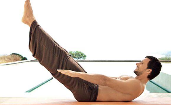 Pilates für Männer +outdoor+
