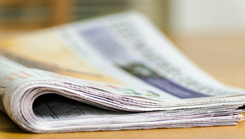 … aus der Presse….